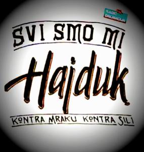 Svi smo mi Hajduk sada ima potpuni smisao