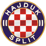 Hajduk opet završava treči